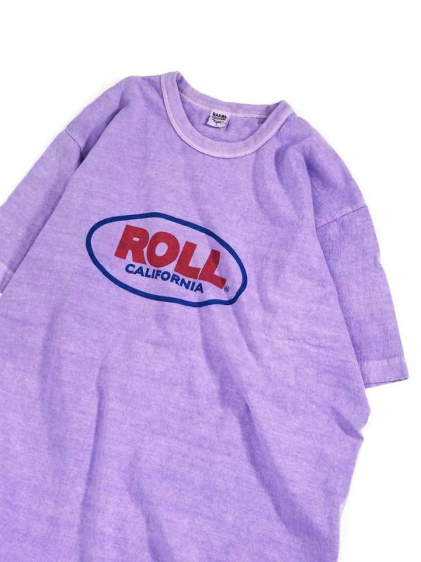 【BARNS OUTFITTERS / バーンズ アウトフィッターズ】 VINTAGE LIKE S/S TEE (ROLL) / ヴィンテージ ライク S/S ティー (ROLL)