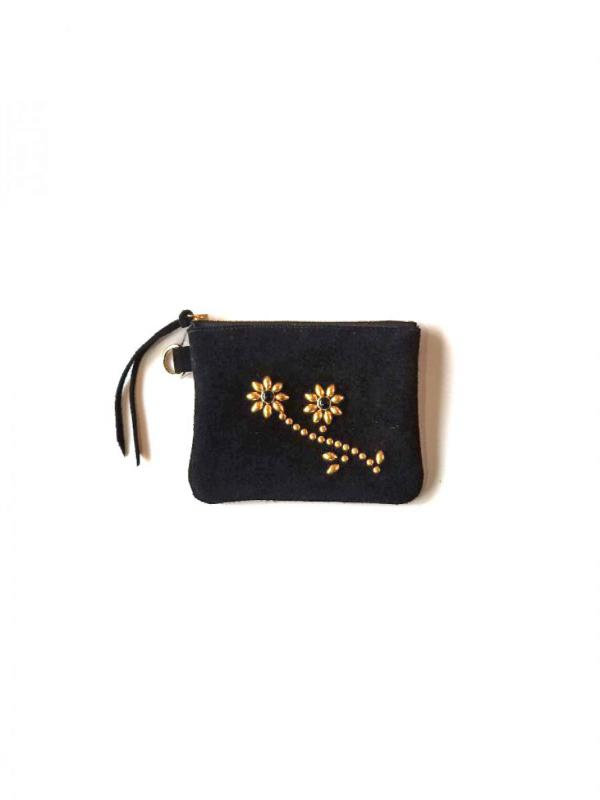 【CROSSED ARROWS / クロッシード アローズ】SUEDE POUCH / スエード ポーチ