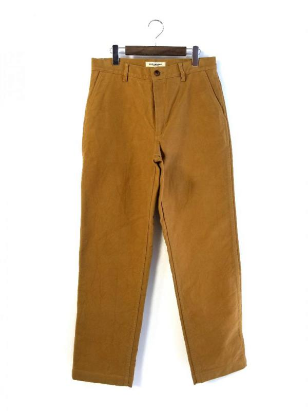 【FOB FACTORY】MOLE SKIN TROUSERS