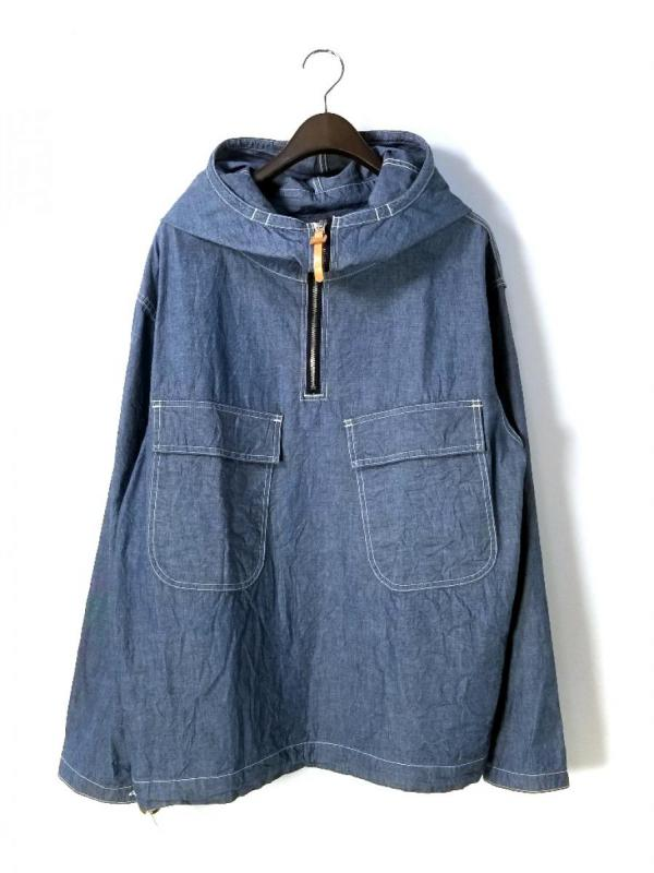 【FOB FACTORY】SALVAGE PARKA