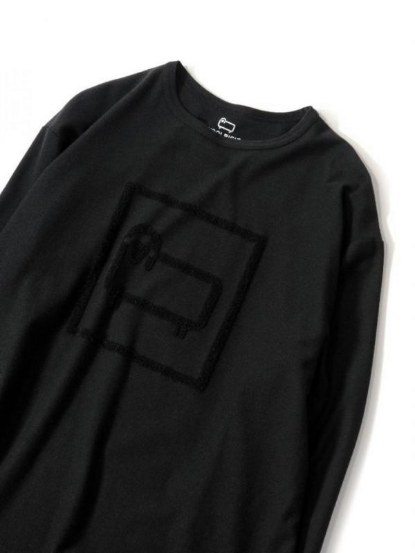 【WOOLRICH / ウールリッチ】 COMPILE L/S TEE / コンパイル ロングスリーブ TEE